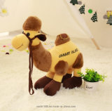 Nice Toys Manufacturer Custom Plush Toy Character Stuffed Camel Doll