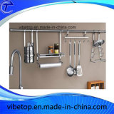 Cheap Kitchen Stainless Steel Wall-Mounted Rack
