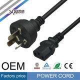 Sipu Au Plug AC Power Cord Wholesale Power Eletrical Cable