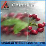 Nashiji/Karatachi/Chinchilla Pattern Above Ultra Clear Glass for Decoration