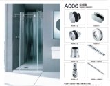 Hanging Wheel Set Stainless Steel Sliding Door Hinge