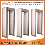 Wholesale 33 Zones High Sensitive Metal Detectors Walk Through