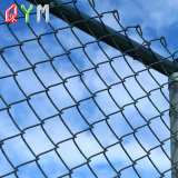 Sports Playground Garden Diamond Wire Mesh Chain Link Fence