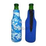 Printed Insulated Neoprene Drink Beer Beverage Wine Champagne Bottle Suit (BC0085)