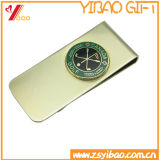 Promotional Gifts Customized Metal Silver Money Clips