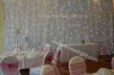 3*4m LED Star Curtain with CE White