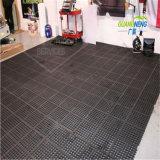 Interlocking Anti Slip Rubber Hollow Mat /Indoor Bath Shower Mat