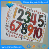 Custom Full Color Printing PP Table Mat Plastic Mat for Kitchen