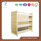 Shelf (SR-HJ02) for Display with Metal and Wooden
