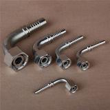 90 Metric Female 24 Cone O-Ring Hydraulic Fitting