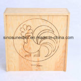 Luxury Customized New Style Wooden Jewelry Gift Packaging Box