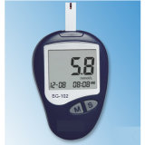 Blood Glucometer, Blood Glucose Meter with CE (BG102)
