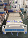 Hospital Furniture Used 2 Functions Manual Medical Bed Hospital Bed
