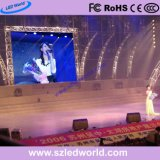 P3.91 / P4.81 /P5.95 / P6.25 Indoor Outdoor Rental LED Display Panel Board for Stage Performance with 500X500 mm or 500X1000 mm Die-Casting Cabinet
