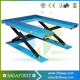 U Type ISO Ce Electric Settled Scissor Lift Table