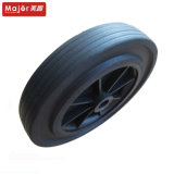 8 Inch Solid Rubber Wheel for Small Machinery