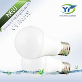 10W A60 Dimmable LED Bulb with RoHS CE SAA UL