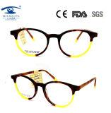 Latest Fashion Lamination Specs Frames Fashion Eyewear Acetate Optical Frame