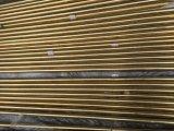 H62 Drawn Brass Round Rods/Bars