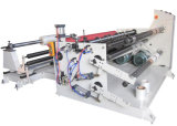 Paper Slitting Machine for Adhesive Paper Slit and Rewind
