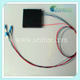 1X4 Fiber Optic PLC Splitter for CATV FTTH (CATV Splitter)