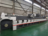 Great Mechanical Property Automatic Pre-Register IR Drying Rotary Screen Printing Machine