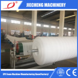 EPE Foam Sheet Machine Extruder Jc-220mm Expandable Polyethylene Plastic Machinery Manufacturer Low Density Good Cell Structure