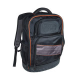 Durable High Quality 1680d Nylon Multi-Function Multi-Pocket Electrician Tool Backpack with Laptop