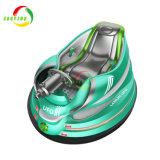 2018 New Design Mechanical Fiberglass Body Battery Powered UFO Kids Bumper Car