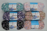 Acrylic Fancy Yarn for Hand Knitting Craft with Great Price Inquiry Now