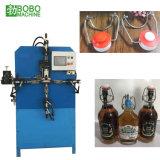 Wholesale Water Glass Oil Bottle Swing Stopper Cap Top Bending Machine