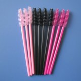 Colorful Cosmetic Eyelash Brushes Mascara Wands Brushes for Eyelash Extension