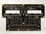 Black Solder Mask PCB Board 6 Layer Immersion Gold OEM