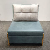 Modern Design Chinese Factory Competitive Price Storage Fabric Chaise Sofa Bed