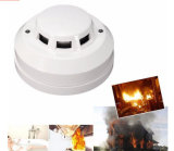 Wholesale Price 4 Wire Conventional Optical Smoke Detector for Hotel Business Buildings