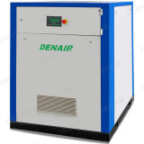 Electric Driven Screw AC Compressor with Mann Filters