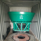 Raw Gold Grinding Machine Wet Pan Grinding Mill