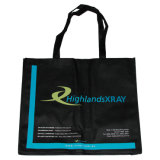 Four Color Printed Non-Woven Shopping Bags for Garments (FLN-9036)