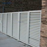 Wholesale Large Size Louvered Fences