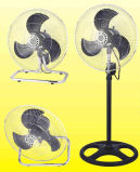 "18"" 3 in 1 Industrial Fan (BLACK BLADE)"