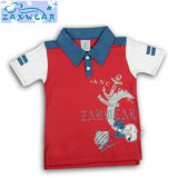 Garment Manufacturing Zaxwear Summer Bamboo Viscose T-Shirt for Boys