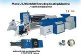 CE Approved Hot Melt Extruding Equipment, for PA/Pes/PU/EVA/TPU Coating