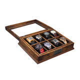 Unique Personalized Eco-Friendly Custom Wood Bamboo Watch Box