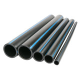 110mm HDPE Water Plastic Pipe for Water Supply Irrigation Sprinkler
