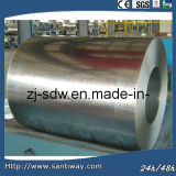 SPCC Cold Rolled Galvanized Steel Coil Prime Quality