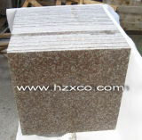 Peach Red Tiles, G687 Slab, Pink Granite Tiles