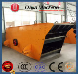 China Sand and Stone Vibrating Screen Used in The Crushing Production Line