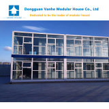 Work Site Prefab Prefabricated Container Office Living House Camp Modular House Flat Pack Shipping Container