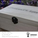 Hongdao Custom Eco-Friendly Wooden Gift Packaging Case Wholesale _E