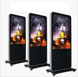 40/43/49 Inch Floor Stand Touch Screen Ad Player Digital Signage